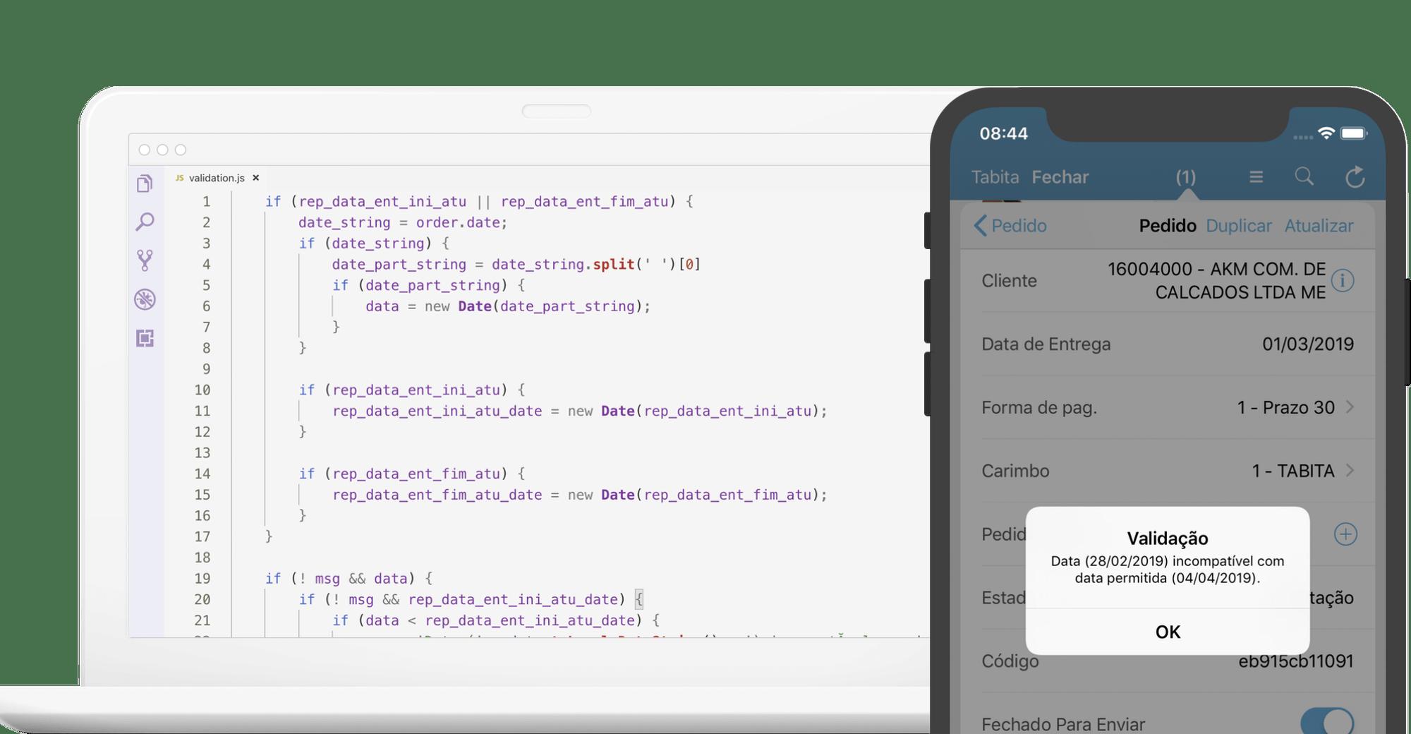 Embedded Scripting